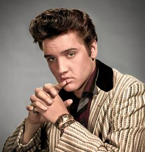 Flashback Friday: Elvis Presley