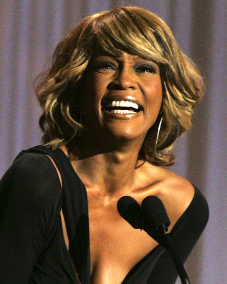 Flashback Friday: Whitney Houston | jeracgallero